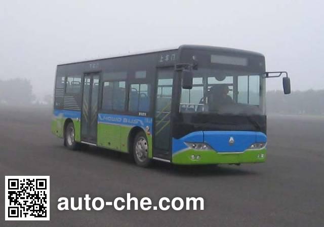 黄河牌JK6856GBEVQ1纯电动城市客车