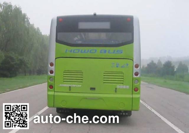 黄河牌JK6856GBEVQ2纯电动城市客车