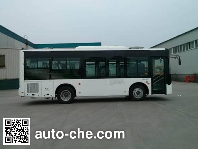 黄河牌JK6909G5城市客车