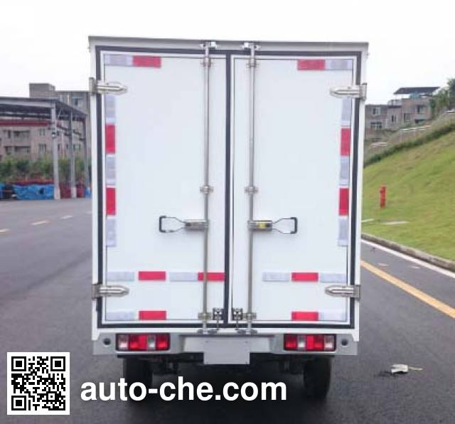 Shineray JKC5020XXY-DABEV electric cargo van