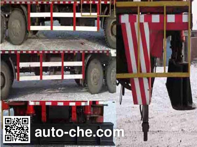 Jinzhou JKC5311TXJ90 well-workover rig truck