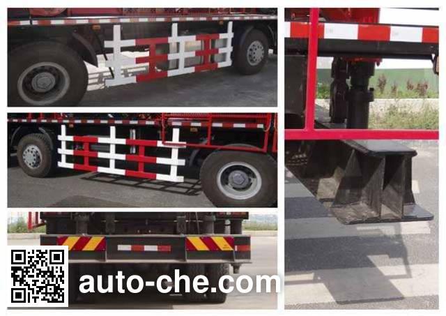 Jinzhou JKC5331TXJ90 well-workover rig truck