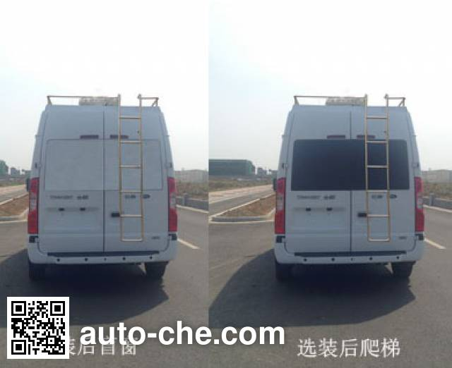Juntian JKF5030XJC inspection vehicle