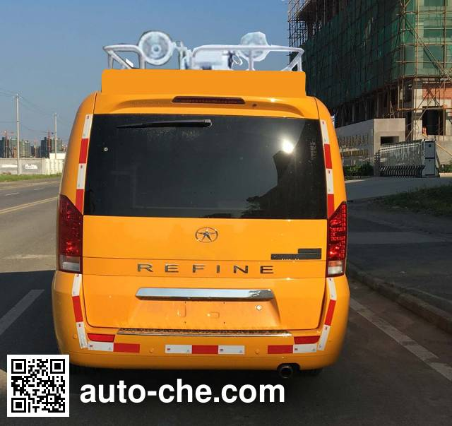 Juntian JKF5031XJC inspection vehicle