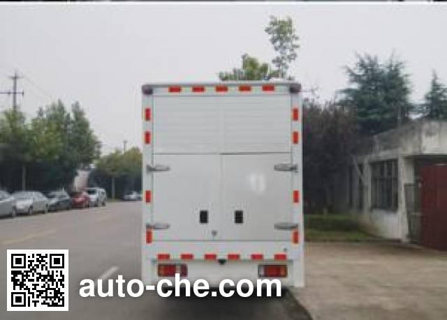 Juntian JKF5040XDY power supply truck