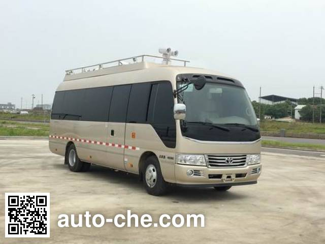 Juntian JKF5050XJE monitoring vehicle