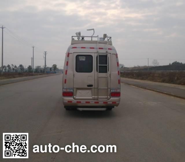 Juntian JKF5060XJE monitoring vehicle