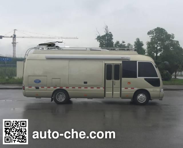 Juntian JKF5061XJE monitoring vehicle