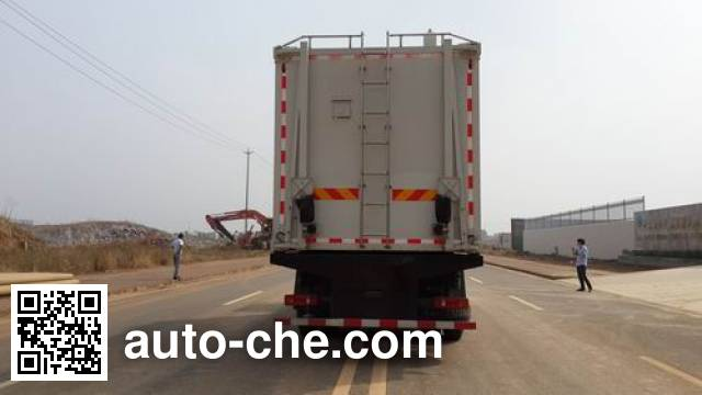 Juntian JKF5120XJE monitoring vehicle