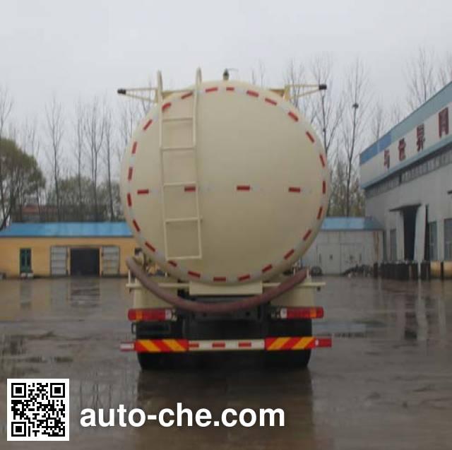 广通达牌JKQ5313GFL低密度粉粒物料运输车