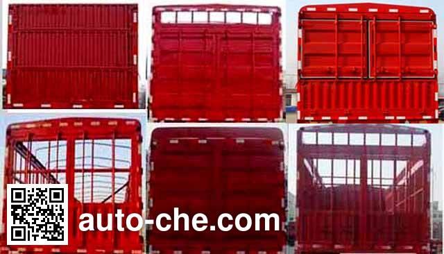 Guangtongda JKQ9381CCY stake trailer