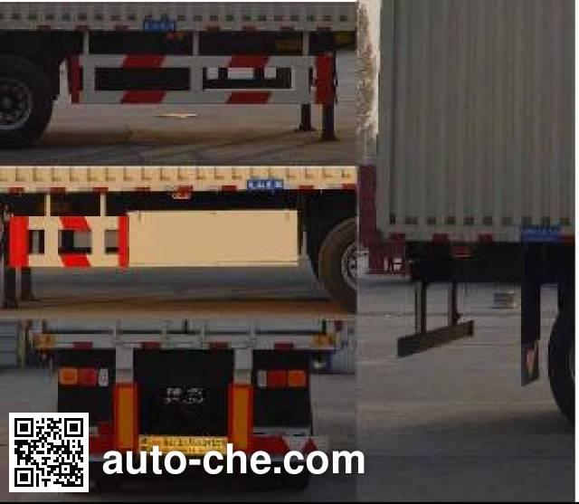 Guangtongda JKQ9400XYK wing van trailer