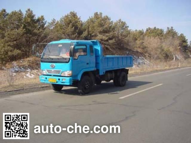 吉林牌JL4015PD1自卸低速货车