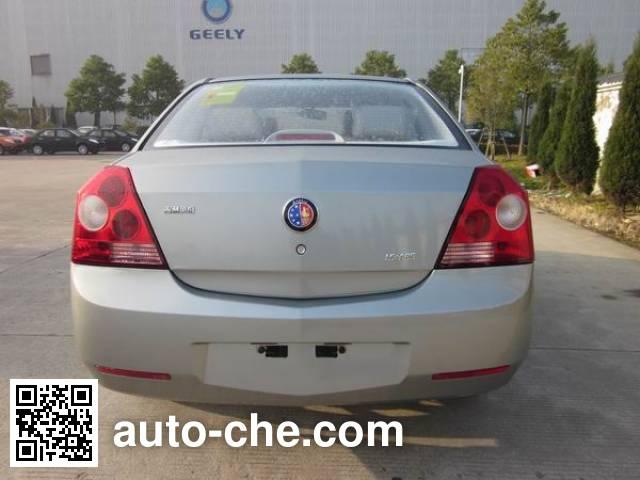 Geely JL7151K01N dual-fuel car