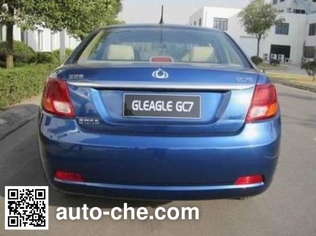 Geely JL7151K03 car