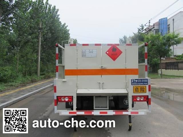 Tuoma JLC5077TQPAE gas cylinder transport truck