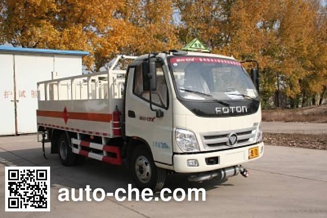 驼马牌JLC5079TQP气瓶运输车
