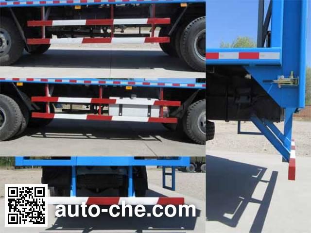 驼马牌JLC5250CCQBD畜禽运输车