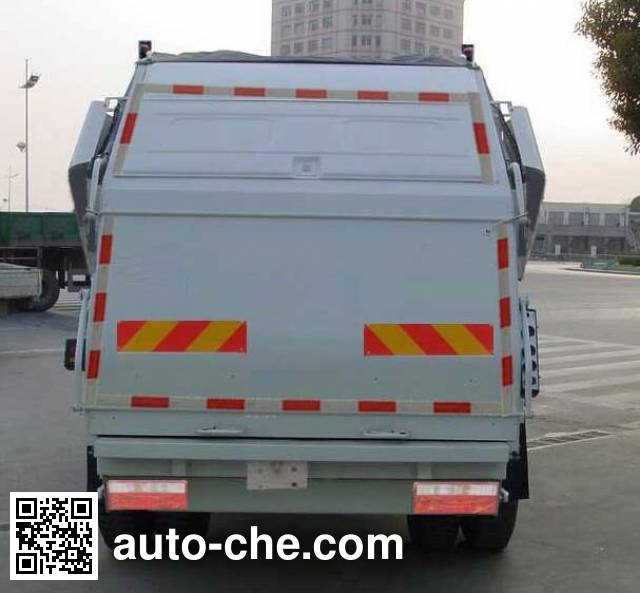 Jinqi JLL5160ZYSHFE5 garbage compactor truck