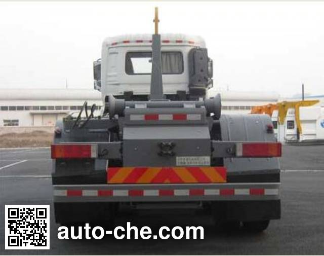 Jinqi JLL5250ZXXE5 detachable body garbage truck