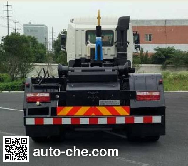 Jinqi JLL5251ZXXE5 detachable body garbage truck