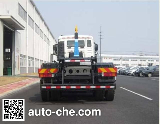 Jinqi JLL5310ZXXE5 detachable body garbage truck