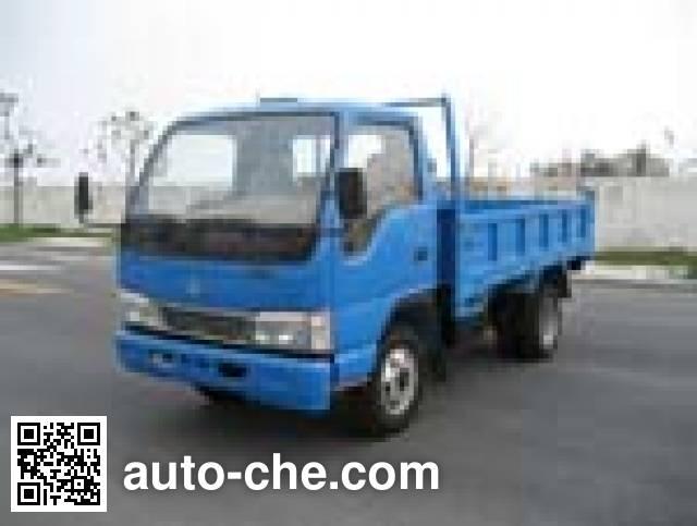 Jiuma JM2810D low-speed dump truck