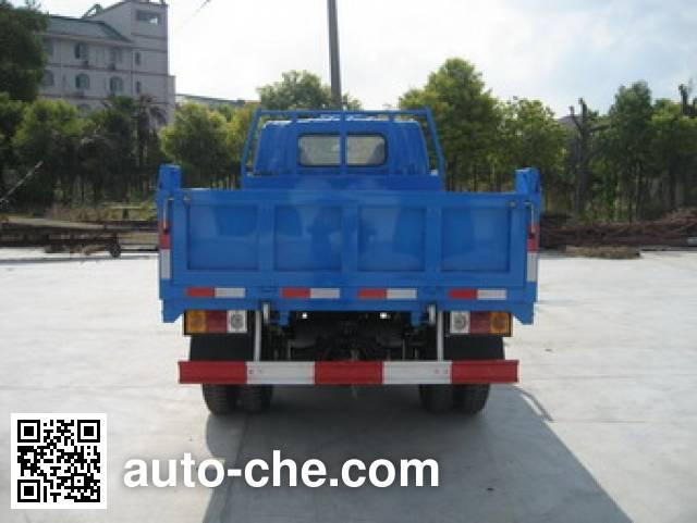 Jiuma JM2825D low-speed dump truck