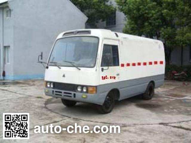 Jiuma JM4010XⅡ low-speed cargo van truck