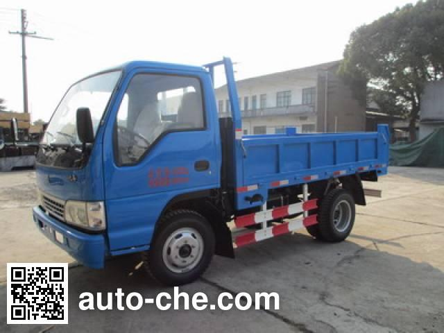 Jiuma JM4015DⅡ low-speed dump truck