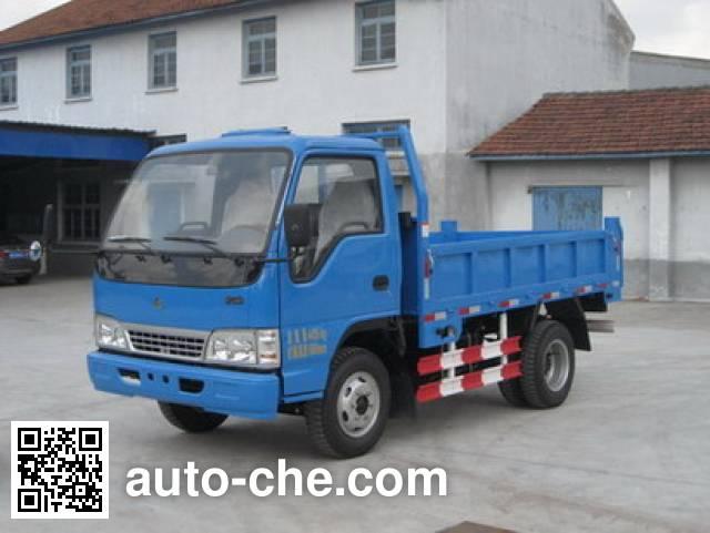 Jiuma JM4020D low-speed dump truck