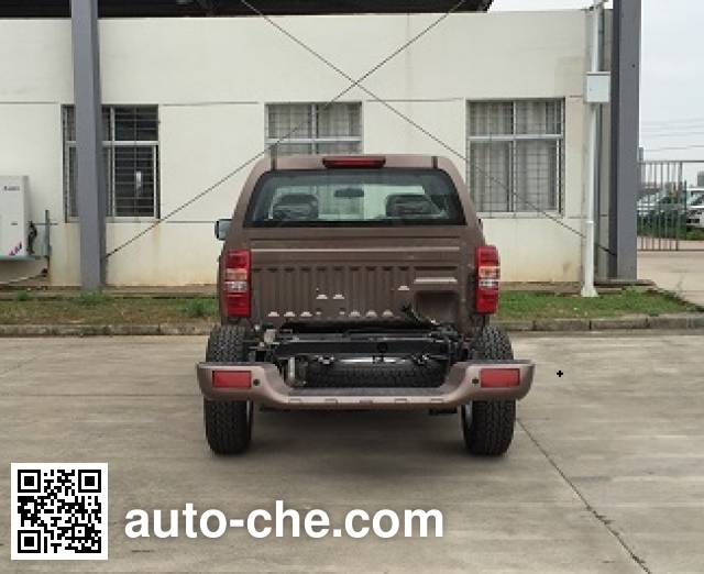 Qiling JML1021A302 pickup truck chassis