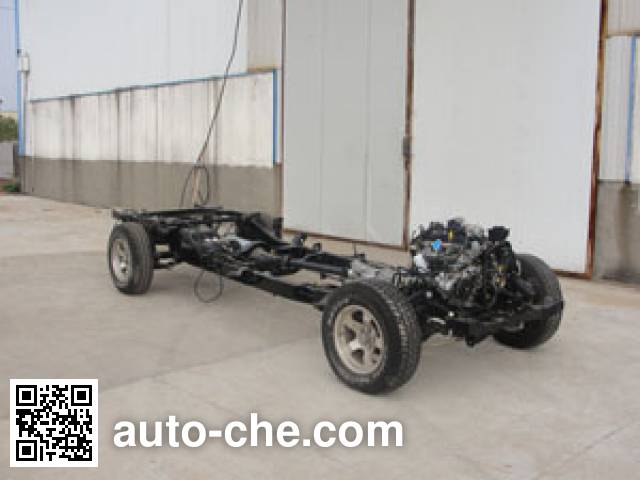 Qiling JML1030C1L2 pickup truck chassis