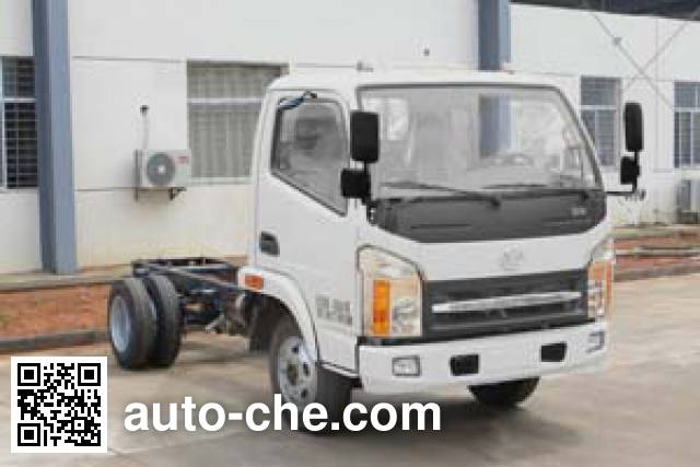 Qiling JML1040CD light truck chassis