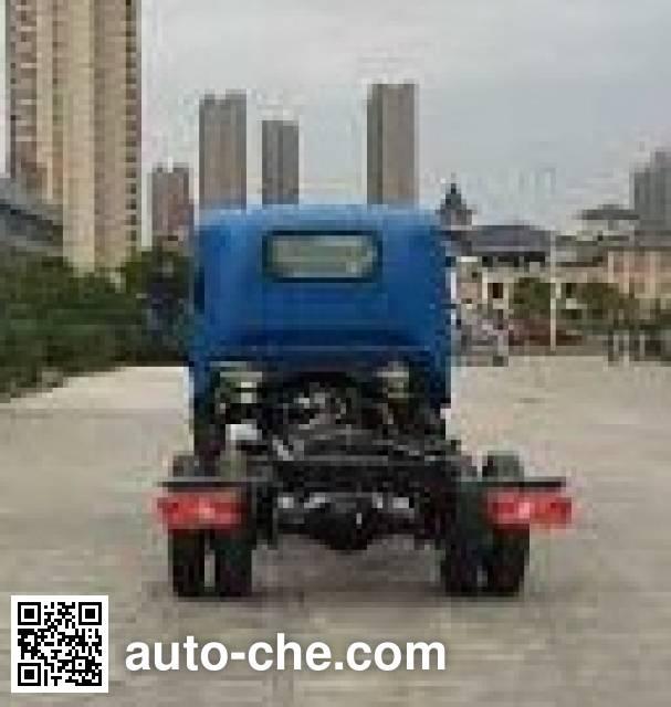 Qiling JML1041CD5 light truck chassis