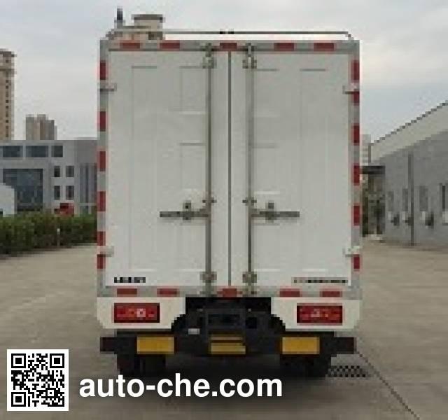 Qiling JML5041CCYCD5 stake truck