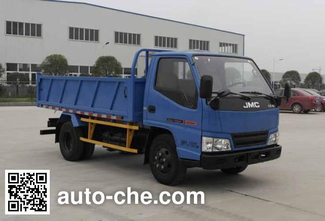 Jiangling Jiangte JMT3040XC2 dump truck