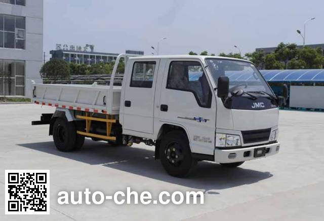 Jiangling Jiangte JMT3040XSG2 dump truck