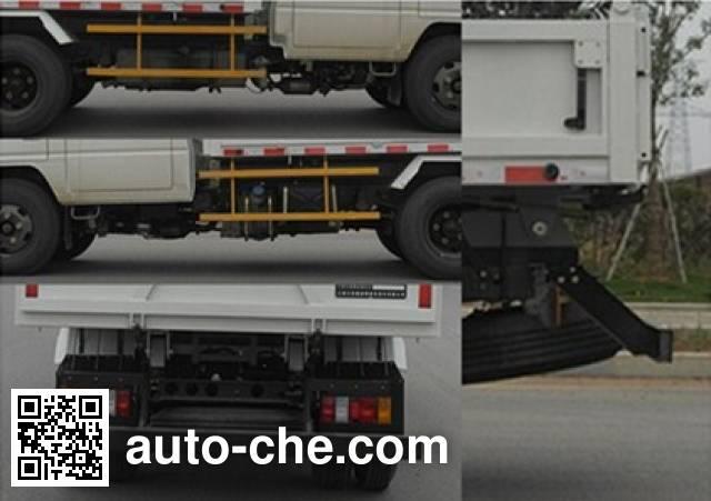 Jiangling Jiangte JMT3040XSGA2 dump truck