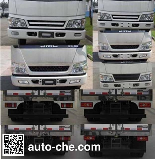 Jiangling Jiangte JMT5040XLCXSG2 refrigerated truck