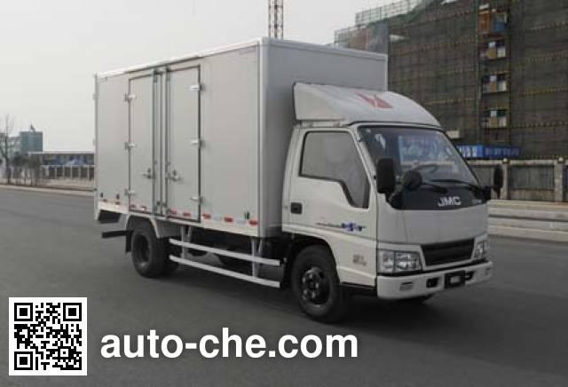 江铃江特牌JMT5040XXYXGA2厢式运输车