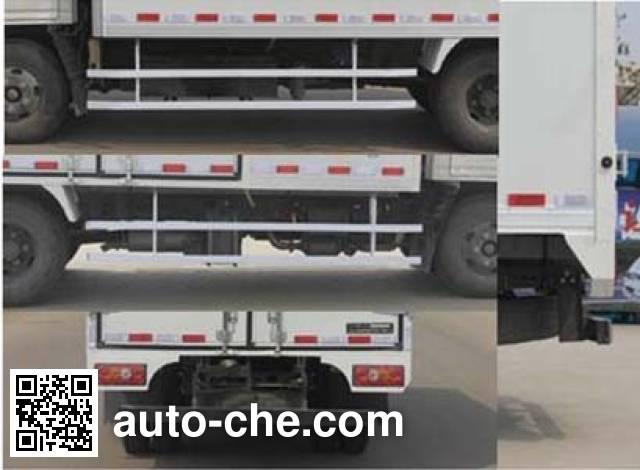 Jiangling Jiangte JMT5040XXYXGC2 box van truck