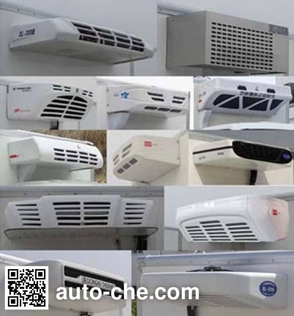 Jiangling Jiangte JMT5045XLCXPG2 автофургон рефрижератор
