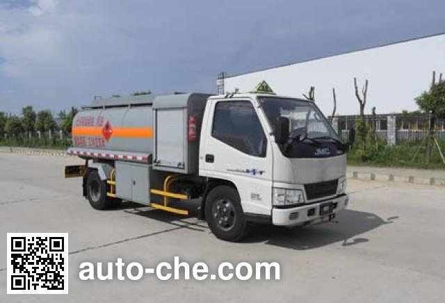 Jiangling Jiangte JMT5060GJYXG2 fuel tank truck