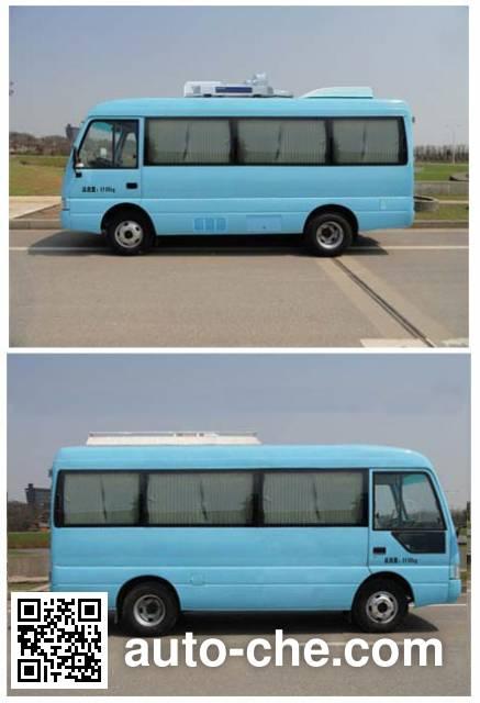 晶马牌JMV5052XLJ旅居车