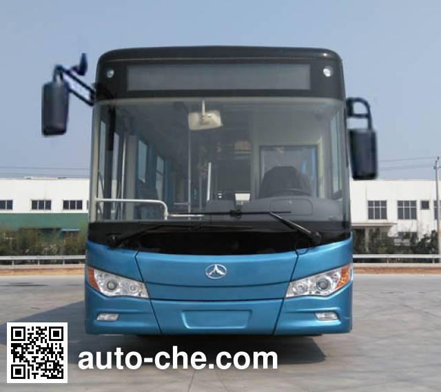 晶马牌JMV6105GRBEV2纯电动城市客车