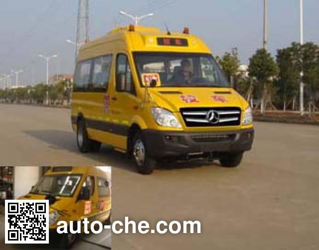 Jingma JMV6590XF1 preschool school bus