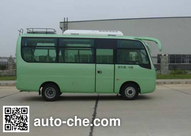 晶马牌JMV6600CF客车