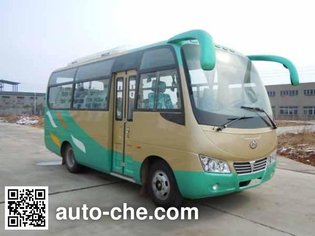 晶马牌JMV6600WDG4客车