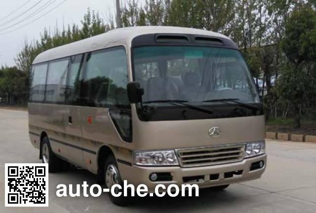 晶马牌JMV6602CF客车